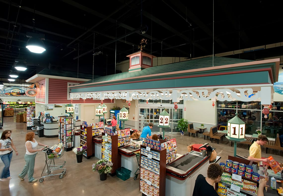 CIP Retail - Dave's Fresh Marketplace Quonset, RI