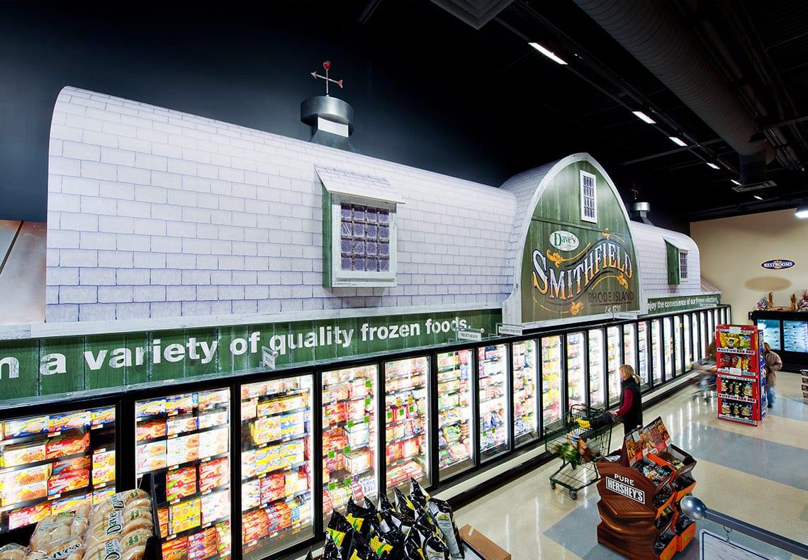 CIP Retail - Dave's Smithfield, RI