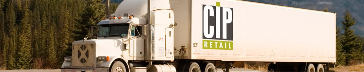 CIP Retail - Delivery & Installation