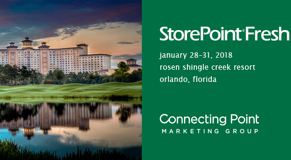 See You At StorePoint Fresh 2018!