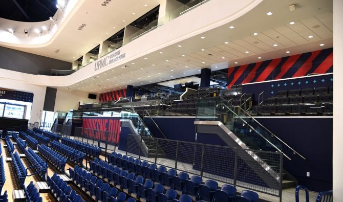 A Nationally Televised Décor Debut from Duquesne University